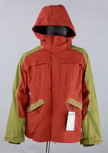 Men's seam seal jacket