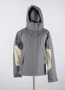 Women's seam seal jacket